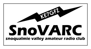 SnoVARC logo, with frame. This logo, with the frame should be used in cases where surrounding logos add visual clutter and the logo needs isolation to avoid confusion.