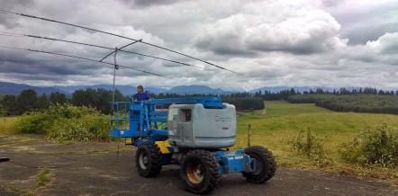 2014 Field Day Antenna